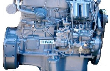 UNiMOG New and Remanufactured 352 Engines