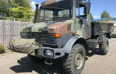 unimog 435 1300 lier open bak camper expeditie