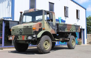 Direct ex-German military U1300L