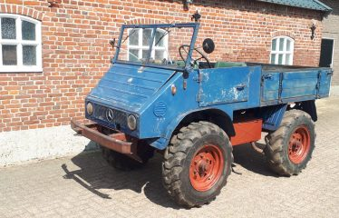 Unimog 411 technical good condition