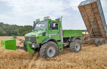 1978 Unimog U1500 full agri spec for sale