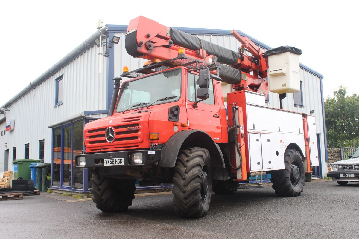 Frequently asked Unimog questions